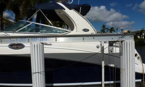 Image of Sea Ray 280 Sundancer for sale in United States of America for 49.900 $ (38.902 £) Naples, Florida, United States of America