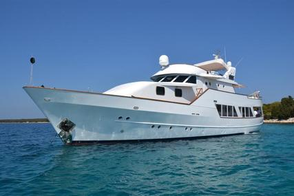 Classic Cantieri Clemna motor yacht for sale in Malta for €890,000 (£782,658)