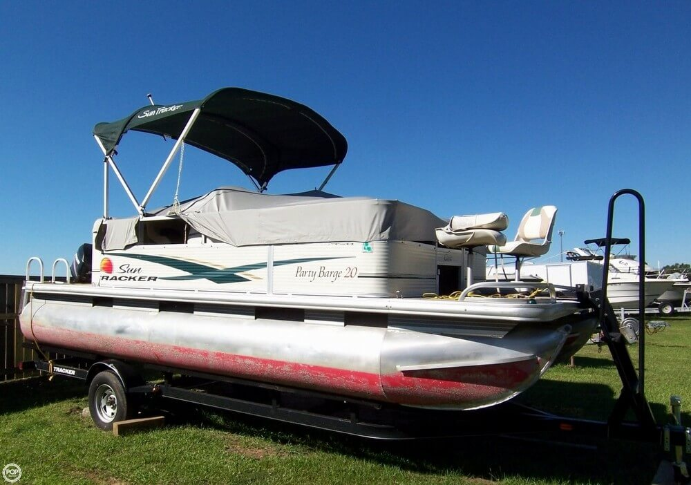 Sun Tracker Party Barge 20 Classic for sale in United States of