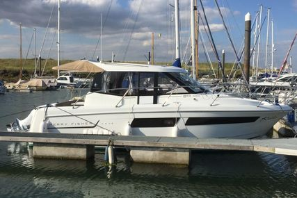 Jeanneau Merry Fisher 855 for sale in Finland for 89.500 € (78.704 £)