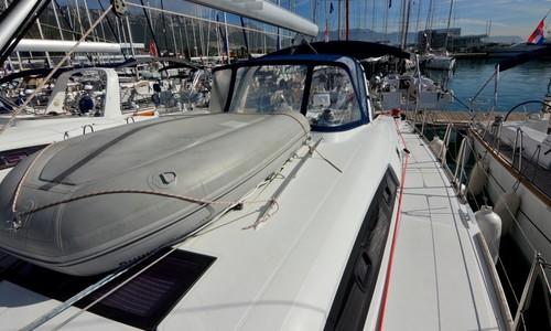 Image of Beneteau Oceanis 50 Family for sale in Croatia for €132,000 (£112,945) Dalmatia (, Croatia
