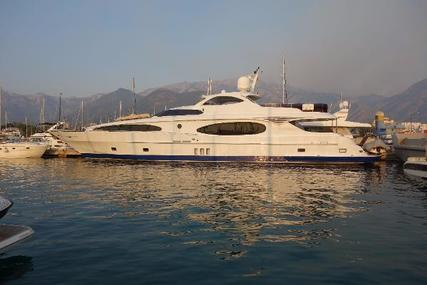 Majesty 118 for sale in Montenegro for €2,500,000 (£2,200,840)