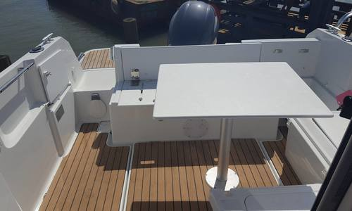 Image of Jeanneau Merry Fisher 695 for sale in United Kingdom for £44,500 Brightlingsea, United Kingdom