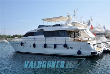 San Lorenzo 72 for sale in France for €325,000 (£286,963)