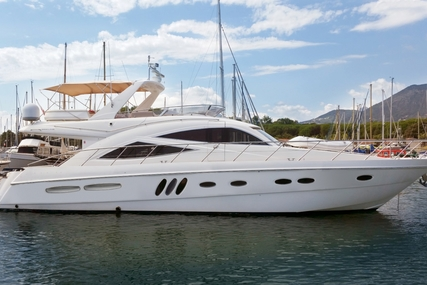 Sealine T60 for sale in France for €430,000 (£381,027)