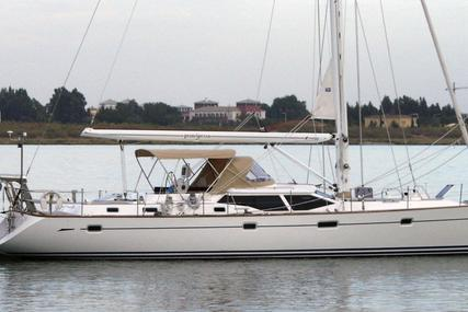 Oyster 53 for sale in Italy for €450,000 (£401,696)