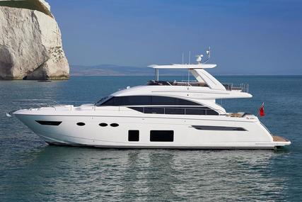 Princess 68 for sale in France for €2,500,000 (£2,207,408)