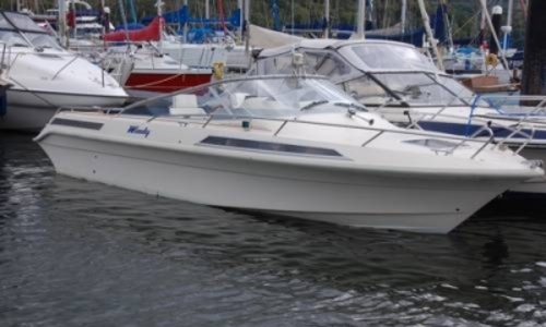 Image of Windy 7800 for sale in United Kingdom for £15,000 DARTMOUTH, United Kingdom