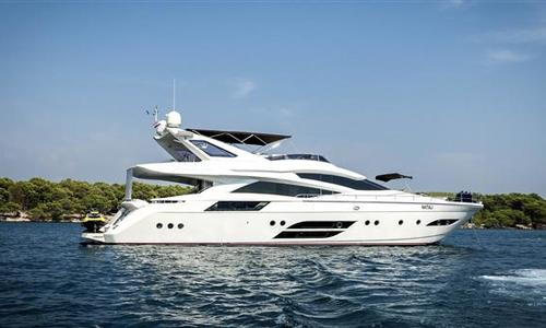 Image of Dominator 780 S for sale in Greece for €1,990,000 (£1,778,389) ATHENS, , , Greece
