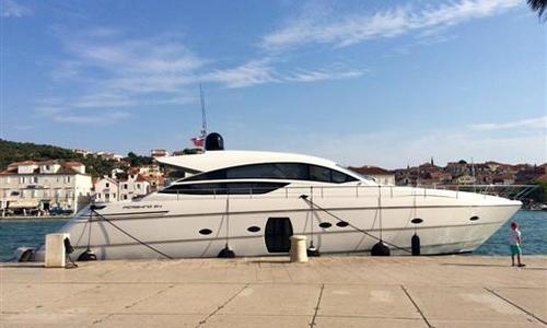 Image of Pershing 64' for sale in Monaco for €1,350,000 (£1,206,445) , , Monaco