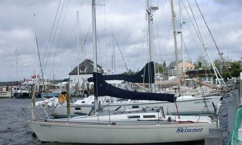 Image of J Boats J 30 for sale in United States of America for $22,500 (£16,887) Fernandina Beach, Florida, United States of America