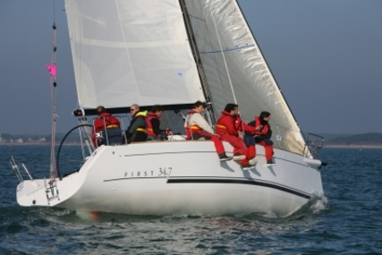 Beneteau First 34.7 for sale in Croatia for €48,000 (£42,653)