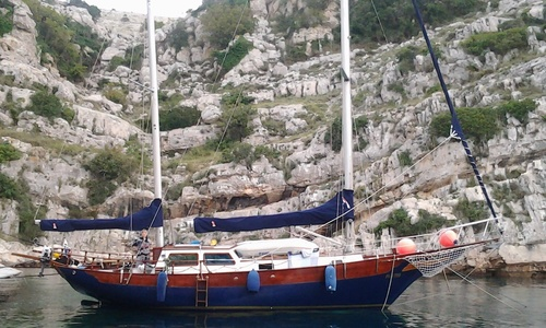 Image of Formosa Vallon Cruiser Ketch for sale in  for €73,000 (£65,549)