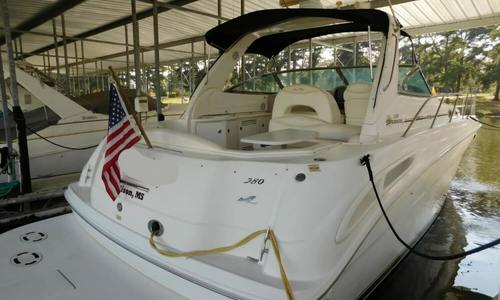 Image of Sea Ray 380 Sundancer for sale in United States of America for $99,900 (£80,573) Brandon, Mississippi, United States of America