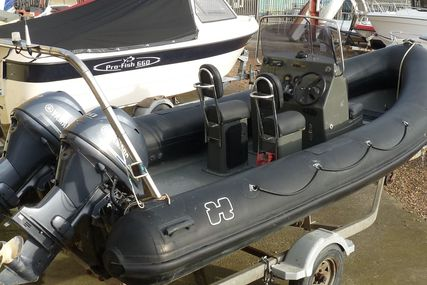 Humber RIB Destroyer for sale in United Kingdom for £12,000