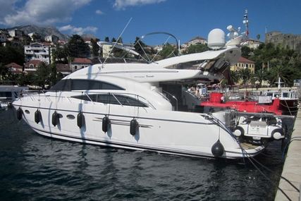 Princess 57 for sale in Croatia for €595,000 (£527,707)
