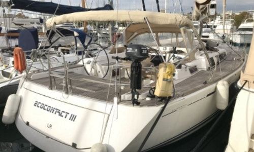 Image of Dufour 525 Grand Large for sale in France for €180,000 (£156,807) ANTIBES, France