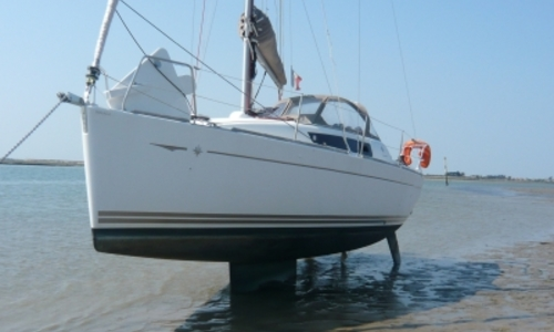 Jeanneau Sun Odyssey 30 I Lifting Keel for sale in France