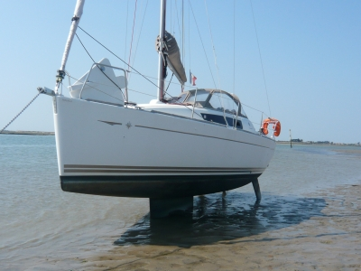 Jeanneau Sun Odyssey 30 I Lifting Keel For Sale In France For 49 500