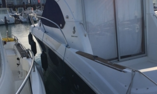 Image of Beneteau Antares 8 for sale in France for €53,500 (£46,774) TALMONT SAINT HILAIRE, France