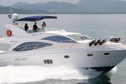 Majesty 56 for sale in United Arab Emirates for €958,908 (£855,977)