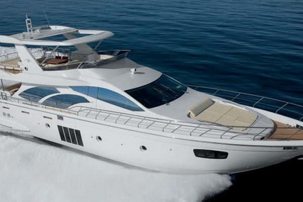 Azimut 78 FLY for sale in France for €2,394,000 (£2,137,023)