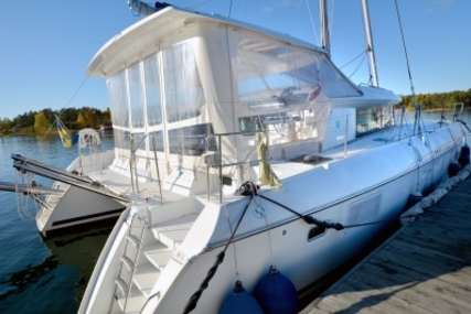 Lagoon 420 for sale in Sweden for €265,000 (£236,821)