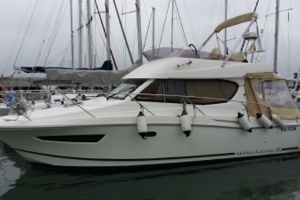 Jeanneau Merry Fisher 10 for sale in France for €89,000 (£79,398)