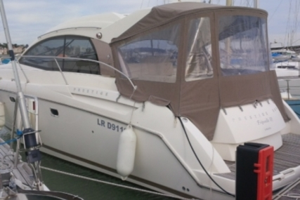 Prestige 38 S for sale in France for €169,000 (£149,707)