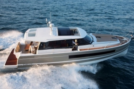 Jeanneau NC 14 for sale in France for €449,000 (£397,588)