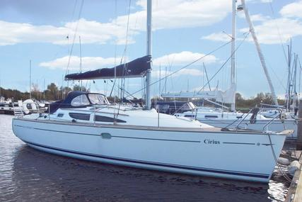 Jeanneau Sun Odyssey 35 for sale in Netherlands for €62,500 (£55,333)