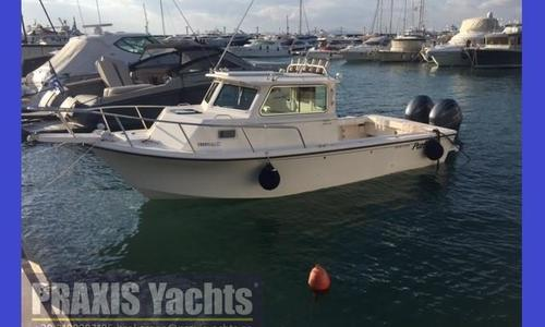 Image of Parker 2520 Deep Vee Sport Cabin for sale in Greece for €27,000 (£23,740) Greece
