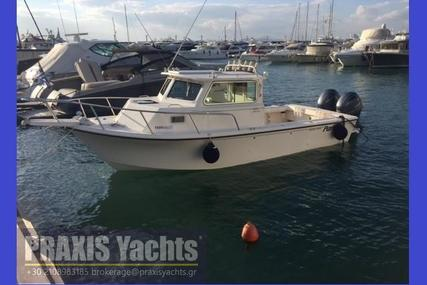 Parker 2520 Deep Vee Sport Cabin for sale in Greece for €27,000 (£24,068)