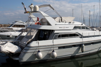 Mochi 46 for sale in Germany for €99,900 (£89,122)