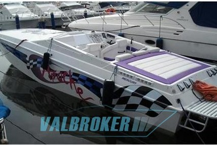 Apache Powerboats Cigarette 36 Warrior for sale in Italy for €69,000 (£61,555)