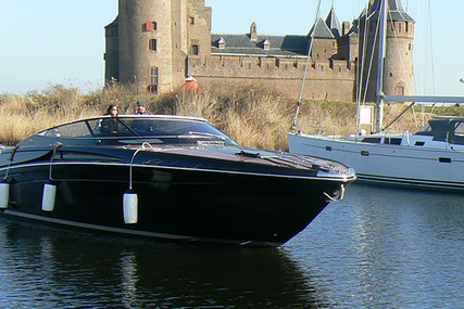 Riva 44 rama for sale in Netherlands for €745,000 (£664,621)