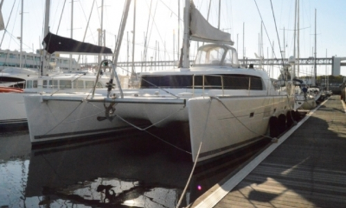 Image of Lagoon 500 for sale in Portugal for €505,000 (£446,105) LISBON, Portugal
