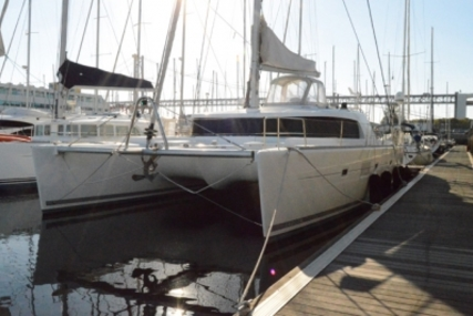 Lagoon 500 for sale in Portugal for €505,000 (£451,724)