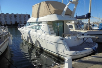 Prestige 46 for sale in France for €185,000 (£163,626)