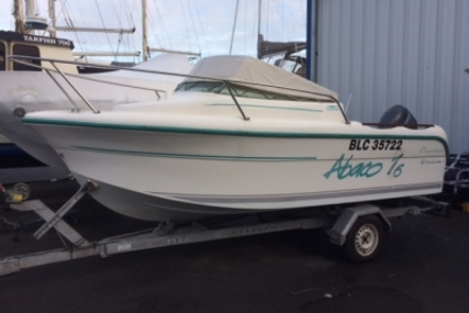 Ocqueteau Abaco 16 for sale in France for €6,000 (£5,282)