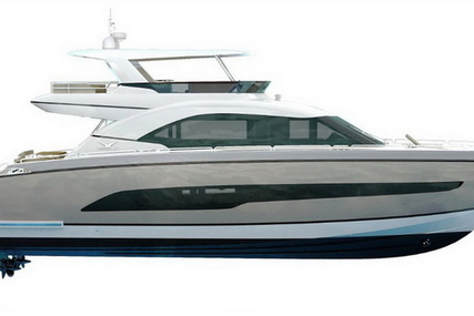 Majesty Majesty 70 (new) for sale in Germany for €2,695,000 (£2,405,713)