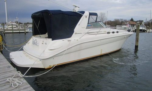 Image of Sea Ray 370 Sundancer for sale in United States of America for $59,000 (£47,371) Patchogue, New York, United States of America