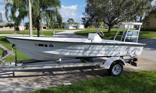 Image of Hewes Bayfisher 16 for sale in United States of America for $22,500 (£16,300) Port Saint Lucie, Florida, United States of America