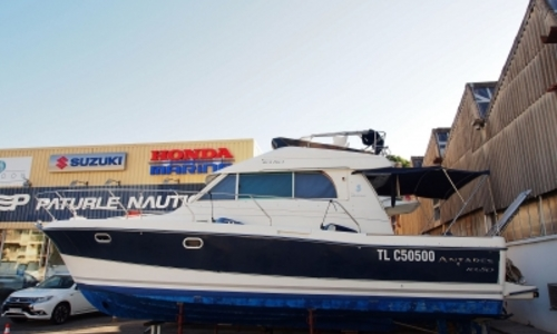 Image of Beneteau Antares 10.80 for sale in France for €87,000 (£77,069) ANTIBES, France