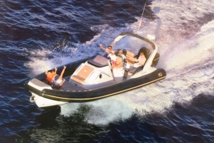 Nuova Jolly 38 Prince for sale in France for €255,000 (£225,890)