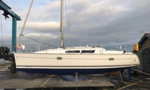 Jeanneau Sun Odyssey 32i Lifting Keel For Sale In Ireland For 44 500
