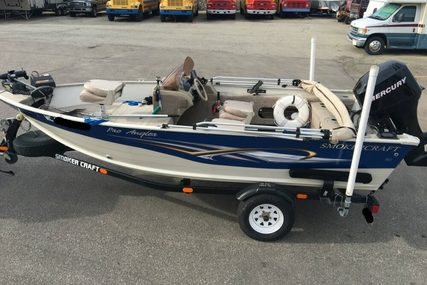 Smoker Craft 161 Pro Angler for sale in United States of America for $13,500 (£9,534)