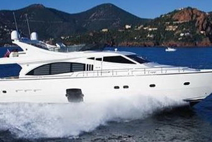 Ferretti 731 for sale in France for €1,680,000 (£1,488,662)