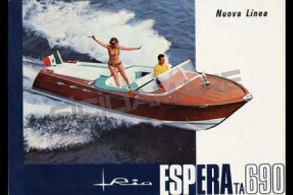Rio Espera-ta for sale in Italy for €50,000 (£44,273)