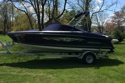 Monterey 19 for sale in United States of America for $22,500 (£16,979)